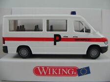 """Wiking 10902 Mercedes-Benz Sprinter (1995) """"Kantonspolizei (CH)"""" 1:87/H0 NEU/OVP"""