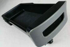 1999 Chevrolet Chevy Suburban Floor Console Rear Slide-Out Tray Storage Bin