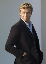SIMON BAKER UNSIGNED PHOTO - 262 - THE MENTALIST