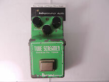 1981 IBANEZ TS-808 TUBE SCREAMER EFFECT PEDAL VINTAGE OVERDRIVE ORIGINAL JRC4558