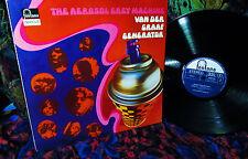 "RARE! UK '69 ORIG 1st VAN der GRAAF GENERATOR ""AEROSOL GREY"" Crafted PROG PSYCH"