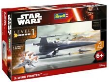 REVELL 06753 StarWars Resistance X-Wing Fighter Level1 Scala 1:78