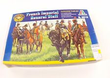 Italeri n° 6016 France empire Napoleon etat major kit 1:72 neuf boite 21 soldat