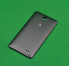 For ZTE Maven 2 Z831 (AT&T) Back Cover Battery Door Black Replacement