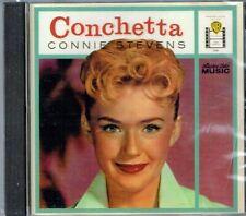 "Connie Stevens (sealed Cd) ""Conchetta"" (12 remastered tracks) 2000 Wb / Rhino"