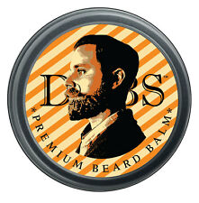Dubs Beard Balm - 2oz tin of Men's Leave-in Organic Beard Conditioner and Tamer