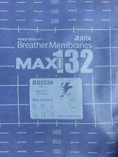 Juta Maxi 132 Breather Membrane 1M Wide - Price Per Meter