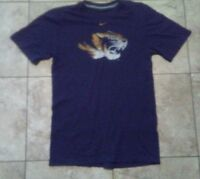 MEN'S SMALL NIKE MISSOURI TIGERS SHIRT...MINT!