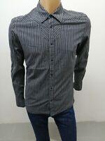 Camicia LEE Uomo taglia size L shirt man chemise maglia polo cotone p 5619