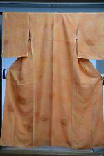 Vintage  Japanese silk   Kimono dress  TUKESAGE Ⅲ from Japan