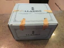 Vintage Original LLADRO 1230 Hermanito Little Brother Boy Girl Puppy BOX ONLY