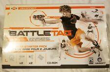 Ubisoft Battle Tag Laser Tag 2 Player Starter Pack Battletag Ubiconnect Pc Cd
