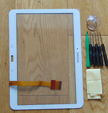 OEM Touch Screen Digitizer Samsung Galaxy Tab 4 10.1 SM-T530 T535 Wifi WHT+Tools