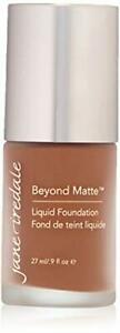 Jane Iredale Beyond Matte 3-in-1 Liquid Foundation Long-wear Buildable Covera...