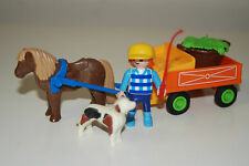 Playmobil 3118 Pony ranch farm Granja Kids Niños Completo