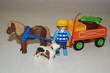 Playmobil 3118 Pony ranch farm Granja Kids Niños Completo