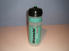 BIANCHI WATER BOTTLE PASSIONE CELESTE by ELITE x 2  550ml or 750ml