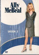 ALLY McBEAL -  Intégrale saison 3 - 1 boitiers large