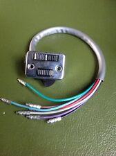 LAMBRETTA CENTO J100/125 7 Wire OSAM MILANO Switch light handlebar NOS