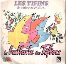 45T: BO du film: les Tifins: la ballade.  déesse