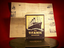 "Titanic Memorabilia Collection, -"" The Last Voyage."""
