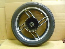 Yamaha XZ XZ550 Vision 550 Used Rear Wheel 1982 #YW5