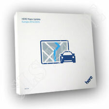 Volkswagen Phaeton EUROPA Navi Software CD Navigation Technologies 2015 Europe