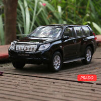 """Toyota Land Cruiser Prado 5"""" Model Cars Toys 1:36 Collection&Gifts Alloy Diecast"""