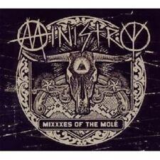 """MINISTRY """"MIXXXES OF THE MOLE"""" CD NEU"""
