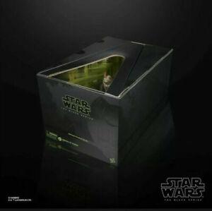 "⚡SAME DAY SHIP⚡ Hasbro Star Wars Black Series Heroes Endor 6"" Figure Exclusive🔥"