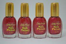 Lot of 4 Sally Hansen Nail Prisms 13ml -29 Golden Tourmaline-