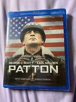 Patton (Blu-ray/DVD, 2012, 2-Disc Set, Canadian)