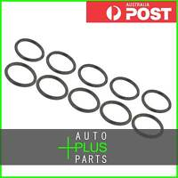 Fits TOYOTA CAMRY ACV51 2011- - O-RING OIL FILTER HOUSING PCS 10