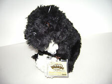 Webkinz Signature PORTUGUESE WATER DOG WKS1023 GANZ  PLUSH STUFFED NEW with CODE