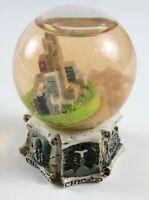 Vintage Chicago Illinois Tiny Snow Globe Souvenir