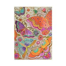 Paperblanks 2020 Diary Flutterbyes Butterfly Maxi Week-to-View Vertical Appts