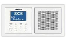 TechniSat DIGITRADIO UP 1 - DAB+ Unterputzradio UKW Bluetooth LCD Display