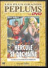 DVD ZONE 2--PEPLUM--HERCULE SE DECHAINE--HARRIS/GAINSBOURG/PAROLINI