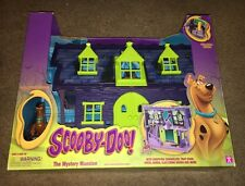 Scooby Doo The Mystery Mansion Playset w/Scooby Figure