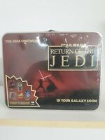 BRAND NEW WRAPPED Lunch Box: Star Wars Return Of The Jedi with Goodies Inside!!!
