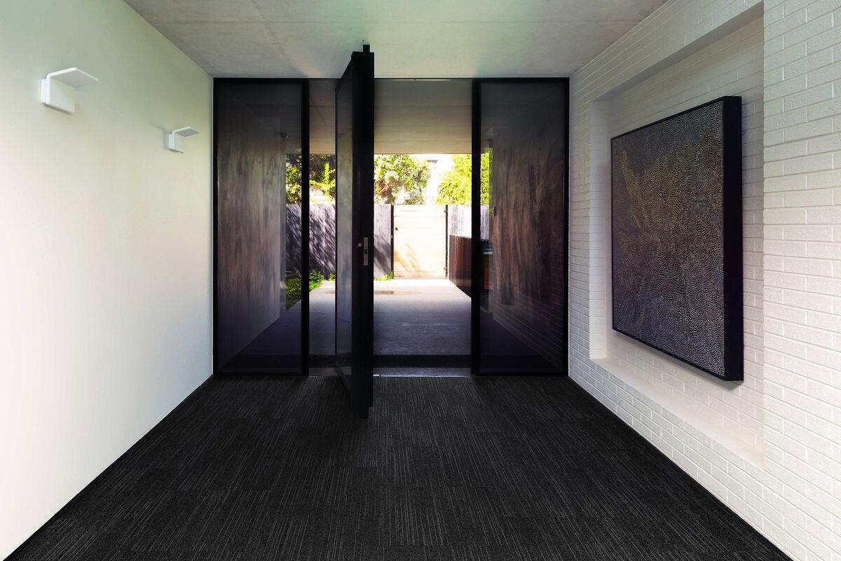 Carpet Tiles and Vinyl Flooring