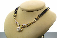 22k Yellow Gold & Diamond Unique ONE OF A KIND NECKLACE 1.90 TCW 17.8g