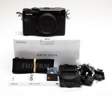 Fujifilm GFX 50R 51.4MP Medium Format Mirrorless Camera - Low Use!