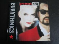Eurythmics - Greatest Hits: 1991 RCA/BMG CD Album (Synthpop, Electronica, Pop)