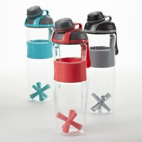 JAXX ACTIVE SHAKER BOTTLE Protein Shake Mixer Cup BPA-FREE GYM Fitness Drink