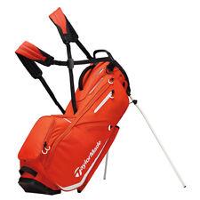 New TaylorMade Golf- FlexTech Lite Stand Bag TM19 Blood Orange