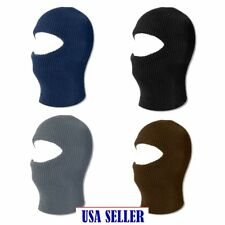 Nwt One Hole Mask, Used for Ski,Golf,Hunting,etc.Prot ect's Ear's, Nose, Mouth,
