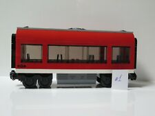 LEGO train 7938 ONLY middle passenger carriage USED Good Condition !!!