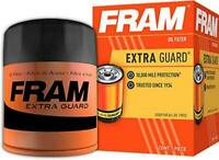 FRAM Extra Guard PH3600, 10K Mile Change Interval Spin-On Oil Filter