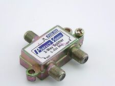 2-Way Antenna Splitter 5-900MHz - Sold by W5SWL